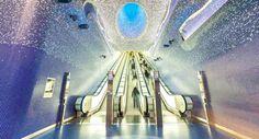 La metro di Napoli nella sua anima artistica più profonda | Il Bloggatore Viaggi