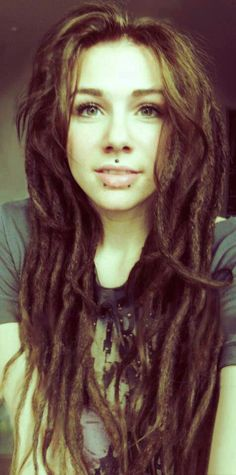 I love dreads so much <3