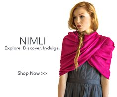 NIMLI: Up to 88% Off Unique Jewelry and Scarves = Items As Low As $10 Each (Exp 4/6/14)