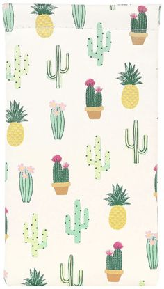 Cactus and succulent print & pattern pineapple backgrounds, pineapple wallpaper, cute backgrounds, phone Cute Wallpaper Backgrounds, Cute Wallpapers, Iphone Wallpaper, Succulents Wallpaper, Cacti And Succulents, Succulent Ideas, Whatsapp Pink, Image Clipart, Surface Pattern Design