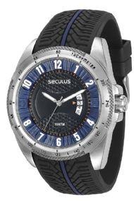 28608G0SVNU1  Relógio Masculino Seculus Action