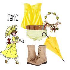 """Jane"" by xanadu-locey on Polyvore"