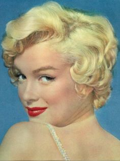 Marilyn. Photo by Philippe Halsman, 1954.