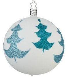 Inge's Christmas Decor Christmas Ball Ornament