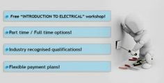 Start your Electrical #Career! Join our College in N #London!