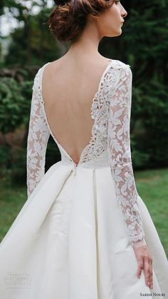 Nouri Fall 2016 Wedding Dresses — Lookbook