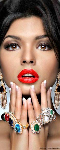 ☆╰☆╮* R I N G S *╰☆╮☆ **Jewelry Shoot 2012 by Sara Capela**