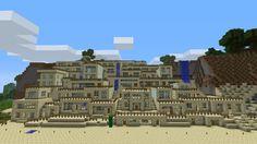 An amazing looking modern village.