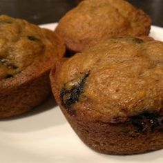 Easy Banana Muffins    delicious and full of bananas!
