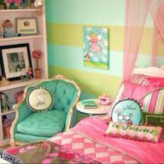 Not for me but I think it could make a really cute  and girly pre-teen's room.
