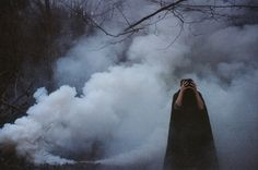 By Nadja Sveir #bleaq #photography #dark