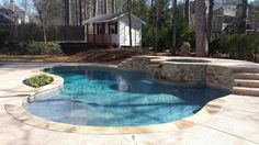 Welcome to hilltop pools web site. We are a pool company located in south Atlanta.