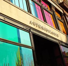 I can spend hours in this shop: Anthropologie | London