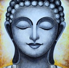 """Not till your thoughts cease all their branching here and there, not till you abandon all thoughts of seeking for something, not till your mind is motionless as wood or stone, will you be on the right road to the Gate.""    ~ Huang Po  By ArtsNyou Title: 'Mind The Face of Peace'   <3 lis"