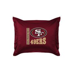 San Francisco 49ers Pillow Great Used