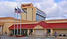 Cleveland Airport Marriott Explore a recently-renovated hotel near the Cleveland Hopkins Airport, which boasts a convenient location, guest rooms featuring upgraded Internet access, free airport shuttle, and premier... #Hotel  #Travel #Backpackers #Accommodation #Budget
