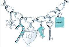 19. charm bracelets -- memories you take along with you