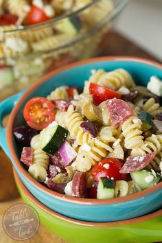 These delicious dishes are must-haves for your next picnic or potluck. 