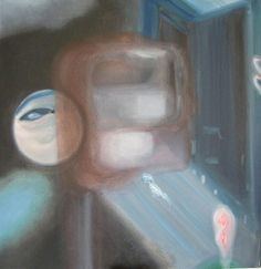 oil on canvas 50 cm x 50 cm 2008