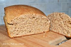 Join us, pull up a chair: Honey Wheat Bread - The Secret Recipe Club