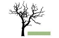 Wandtattoo Baum und Blätter | myWallart.de Wandtattoos | myWallart.de - Dein Wandtattoo Onlineshop