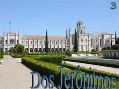 The Hieronymites Monastery (Mosteiro dos Jerónimos) is located in the Belém district of Lisbon, Portugal. This magnificent monastery can be considered one of the most prominent monuments in Lisbon and is certainly one of the most successful achievements of the Manueline style (Portuguese late-Gothic). In 1983, it was classified by the UNESCO, with nearby Belém Tower, as a World Heritage Site.