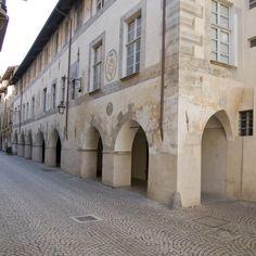 Palazzo dei Vescovi di Saluzzo (Cn) | Scopri di più nella sezione Musei del portale #cittaecattedrali