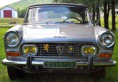 1969 Peugeot 404