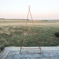 Copper Teepee Stand //Wedding Welcome Stand // Wedding Sign Stand // Seating Chart Stand // Teepee stand // copper teepee Wedding Signs, Our Wedding, Wedding Ideas, Copper Wedding Decor, Special Events, Special Occasion, Wedding Welcome, Seating Charts, Decorative Items