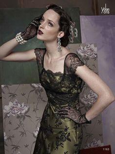 Yolan Cris 2012 Art Deco Evening Collection