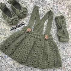 66 Ideas For Crochet Doll Clothes Amigurumi Link Dress Sewing Patterns, Baby Knitting Patterns, Crochet Patterns, Baby Girl Crochet, Crochet For Kids, Artisanats Denim, Crochet Skirt Pattern, Baby Girl Sweaters, Crochet Doll Clothes