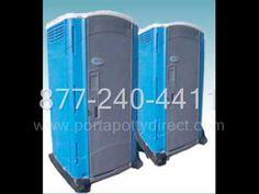 Porta Potty Rental Arkansas | Portable Toilet Rental Arkansas