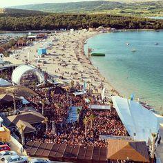 What a view!  #papayaclub #papaya #beach #beachclub #zrce #zrcebeach #islandofpag #croatia #summer #festival #music #party #novalja #adriatic #paradise #sea #sun by clubpapaya More Zrce stuff at http://zrce.eu