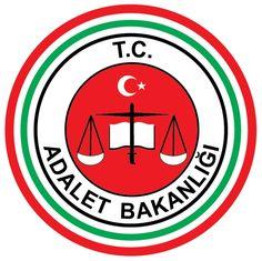 T.C. Adalet Bakanlığı Vektörel Logosu [EPS File] - Republic of Turkey Ministry of Justice