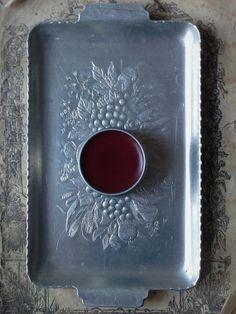 Rosy Lip Tint organic sesame coconut beeswax by MarbleandMilkweed, $12.00