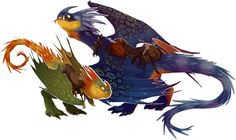 Nadders Nadders Nadders by Cyboogs on DeviantArt Dragon 2, Dragon Party, Dragon Rider, Httyd Dragons, Cool Dragons, Dreamworks Dragons, Night Fury Dragon, Dragon Pictures, Character Design Animation