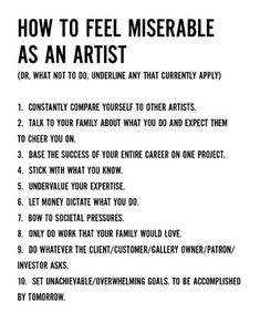 I can relate to this a lot...lol, especially #10 and I don't  start a crafting business because of #6, I want to ENJOY what I do, not worry about the money coming in!