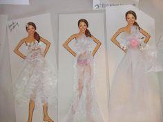 Bridal Shower Game: Bride Paper Dolls!!