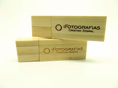 Pendrive Wood Slim - by Cristian Zebral