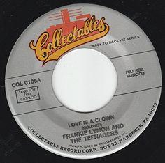 "45vinylrecord Love Is A Clown/Am I Fooling Myself Again (7""/45 rpm) COLLECTABLES http://www.amazon.com/dp/B017BU8FK8/ref=cm_sw_r_pi_dp_CZ8nwb1X21P5R"