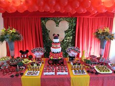 festa mickey minnie 3