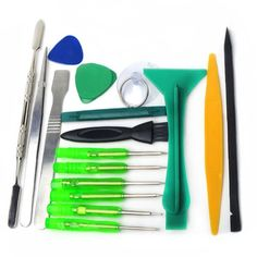 44% Off was $17.99, now is $9.99! E-PRANCE 17 in 1 Repair Disassemble Toolkit for iPhone 4 / iPhone 4S / iPhone 5 / Samsung / Nokia / Apple computer...