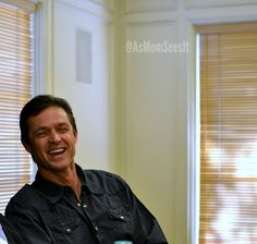 Did you see the #Nashville season finale? I interviewed the creator and producer and actor Eric Close who plays Teddy! #ABCTVEvent