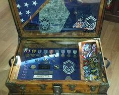 Army Navy Retirement Shadow Box ideas or Military Shadow box Idea as Air Force, Marine military retirement gift for him or her 540 659 6209 Military Retirement Parties, Military Party, Retirement Gifts, Marine Military, Retirement Ideas, Military Life, Military Style, Usmc, Shadow Box Display Case