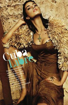 {Simply Seductive : a lifestyle & fashion blog}: Editorial: {Cuba Libre}