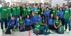 NONATO NOTÍCIAS: JOGOS SULAMERICANOS NO CHILE: Seleção Brasileira S...