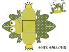 THEME GRENOUILLE - 1 et 2 et 3 DOUDOUS * PATRONS* PATTERNS * GABARITS FETE A THEMES POUR ENFANTS