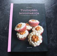 Lasituvan Miniatyyrit - Lasitupa Miniatures: Katin kirjanurkka - Tuulispään leivontakirja