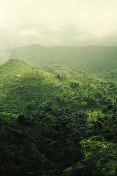 Hilltop view|Avin Abraham