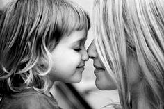 mother and daughter- so cute! harrella